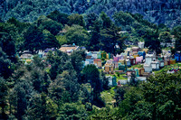 Village in the Guatemalan highlands.
