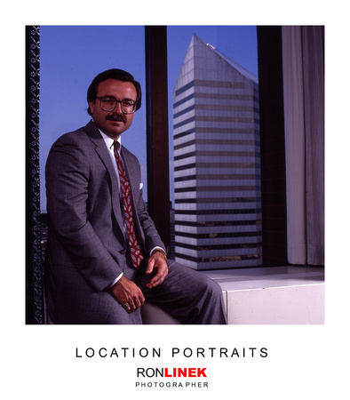 Location portraits of faculty, staff, alumni and students of a small midwestern college.